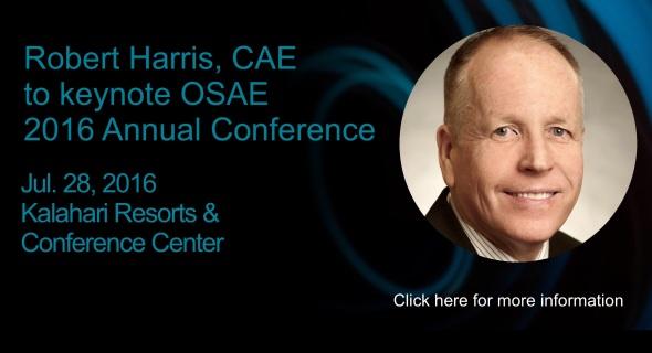 Robert Harris Keynote Speaker