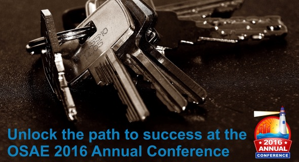 Click here to register for the OSAE 2016 Annual Conference