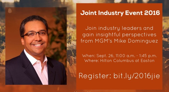 Register Today for the 2016 Joint Industry Event