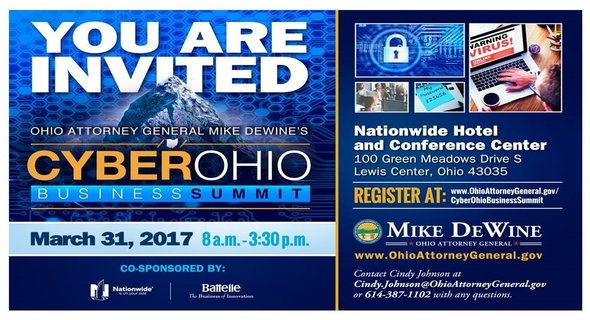 Register for the 2017 CyberOhio Business Summit