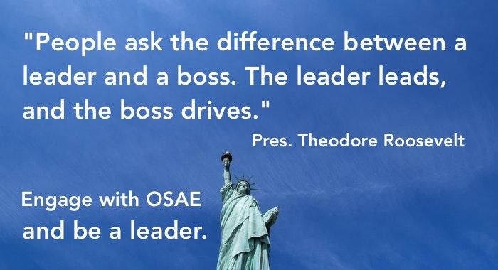 OSAE Fosters Leadership and Growth