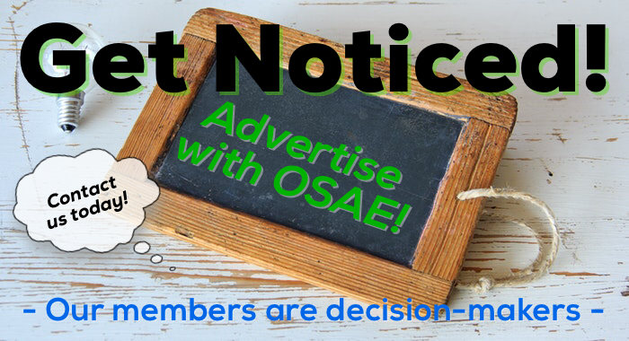 Advertise with OSAE