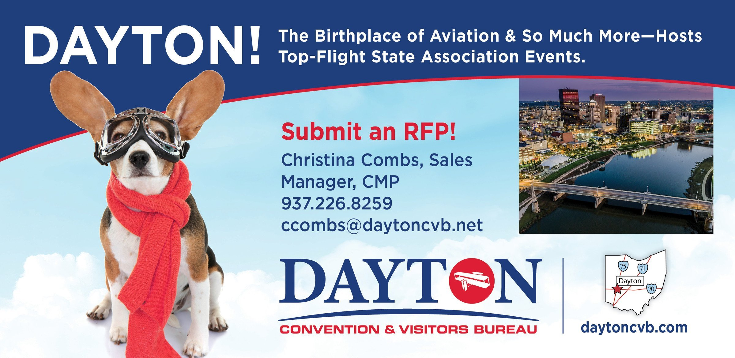 Discover Dayton Today