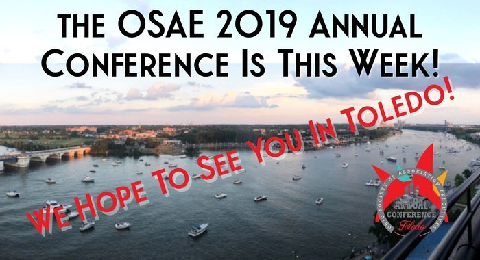 Register Today for the OSAE 2019 Annual Conference