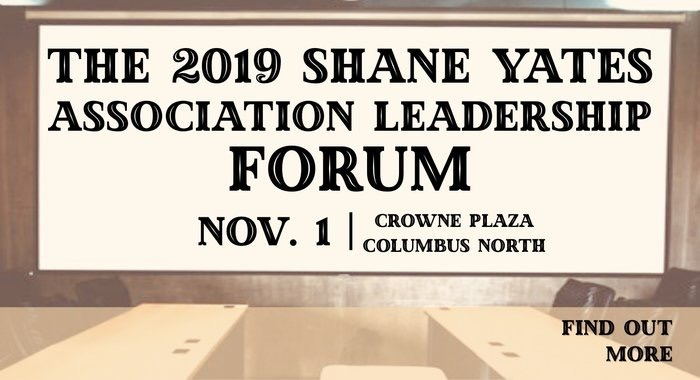Register today for the 2019 Shane Yates ALF