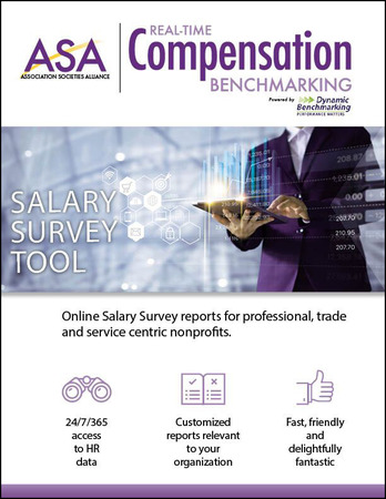 ASA Benchmarking Compensation Survey