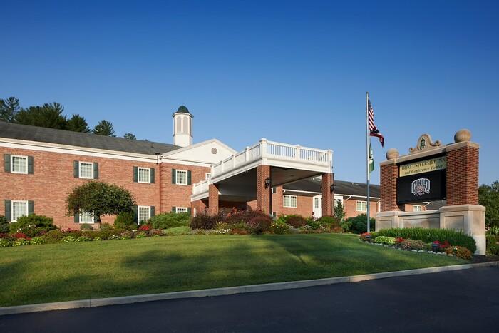 OU Inn & Conference Center Exterior