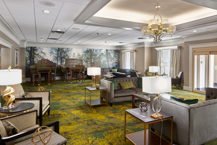 OU Inn & Conference Center Lobby