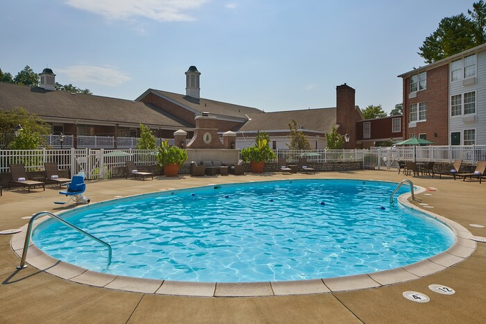 OU Inn & Conference Center Pool